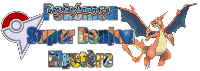 ★★ Pokémon Super Donjon Mystère ! ★★