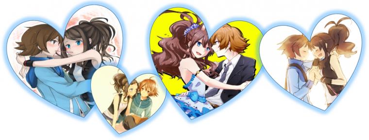 ★★ Bonne Saint Valentin chez PokeXenoverse ! ★★