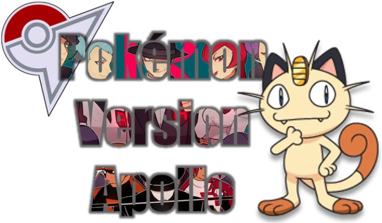 ★★ Pokémon Version Apollo ! ★★