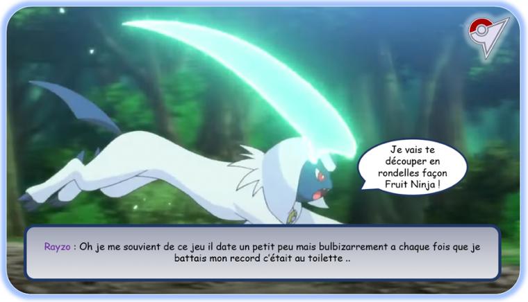 ★★ Screen Story # L'Âme Bleu # chapitre 03 ! ★★