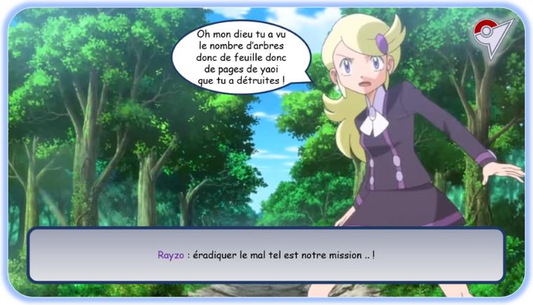 ★★ Screen Story # L'Âme Bleu # chapitre 07 ! ★★