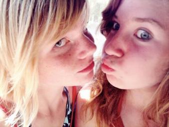 Une amie formidable , juste la meilleure! ♥