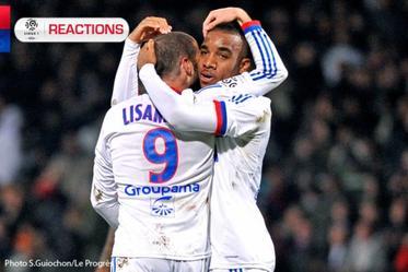 OL - Lille 2-1