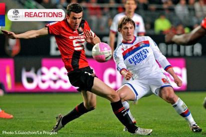 Rennes - OL 1-1