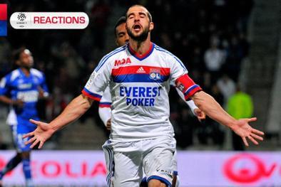 OL - Auxerre 2-1