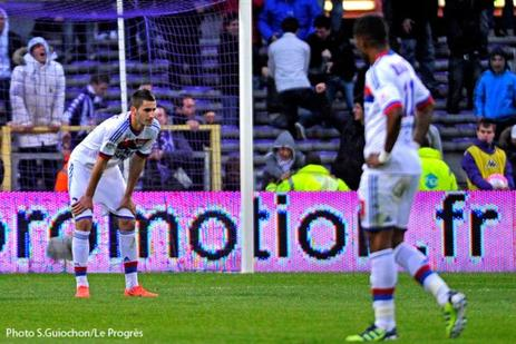 Toulouse - OL 3-0