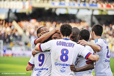 OL - Valenciennes 4-1