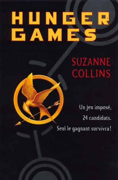 . Suzanne COLLINS ✿ Hunger Games #1.