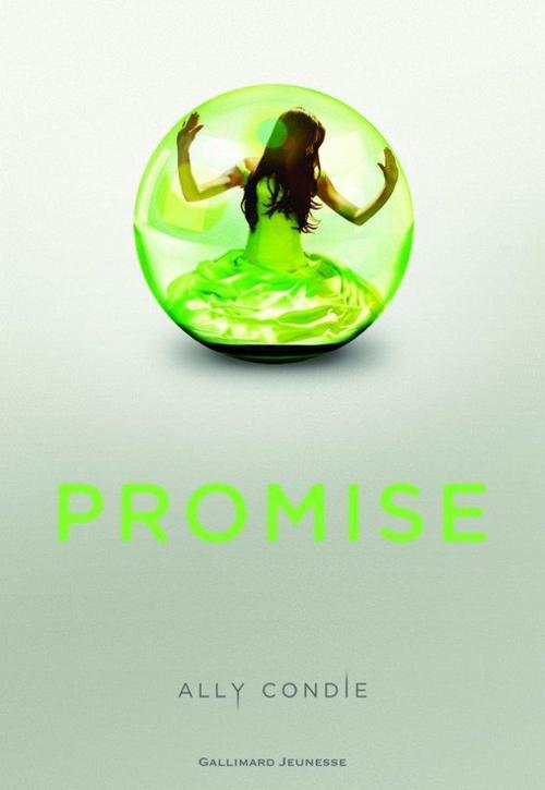 . Allie CONDIE ✿ Promise #1.