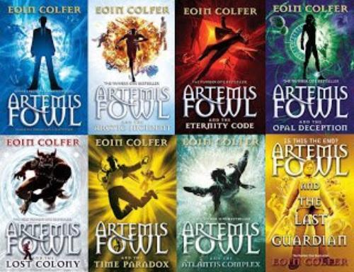 Artemis Folw Tomes 1 à 8