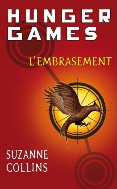 . Suzanne COLLINS ✿ L'embrasement #2.