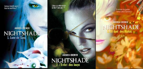 . Andrea CREMER ✿ Nightshade.