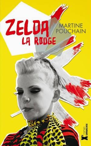. Martine POUCHAIN ✿ Zelda la rouge.