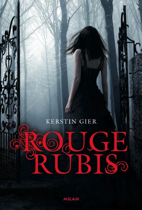 Kerstin GIER ✿ La trilogie des Gemmes, tome 1 : Rouge Rubis