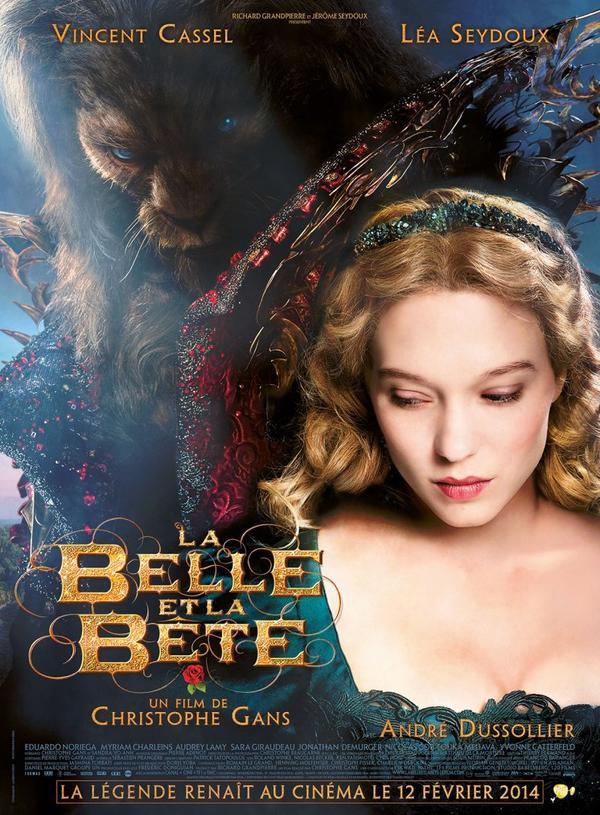 . La Belle et la Bête.