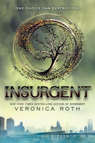 . Veronica ROTH ✿ Insurgent #2.