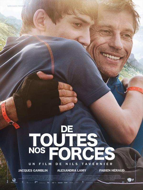 De toutes nos forces (Pathé, 2014)