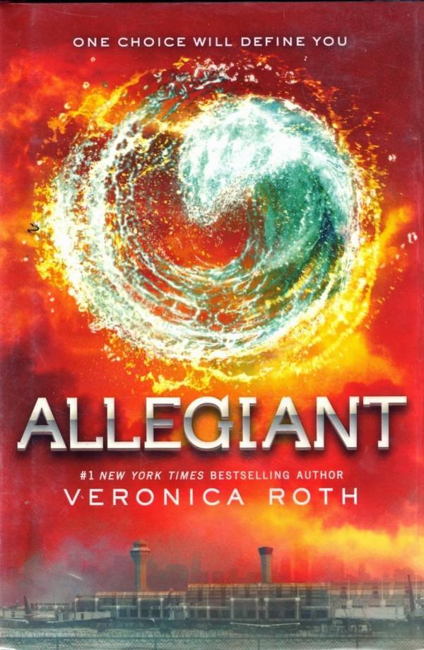 . Veronica ROTH ✿ Allegiant #3.