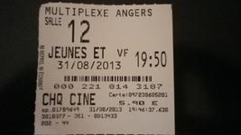 Jeune et Jolie au Cinéma