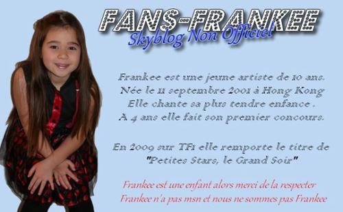 Bienvenue sur fans-frankee