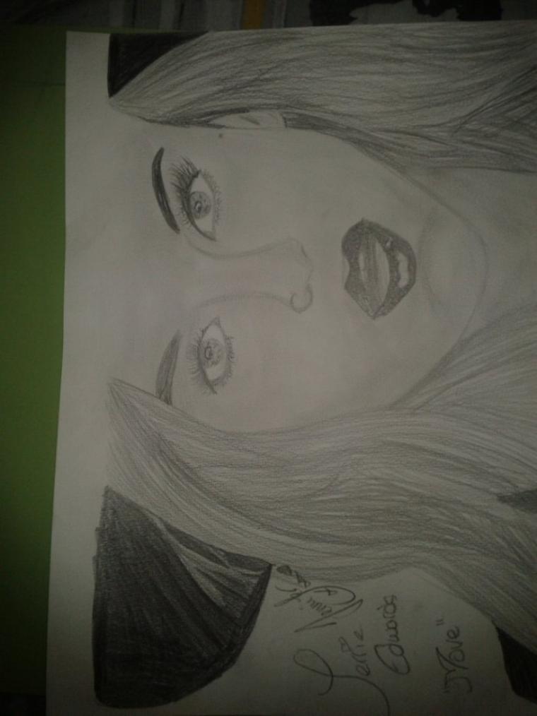 Drawing !!!!! :) <3