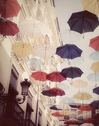 #Parapluies