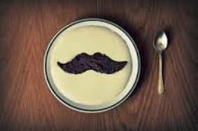 #Café/Moustache