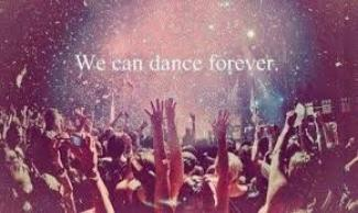 #We can dance forever