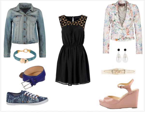 Article spécial : 2 façons de porter une robe