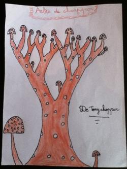 Voici d'autre dessin d'arbre