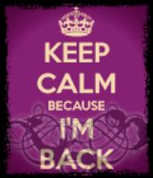 Le Retour !!
