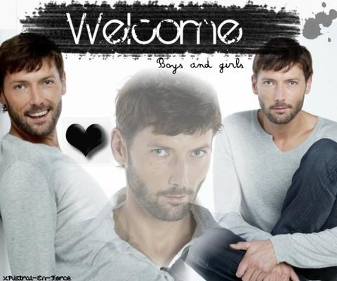 × Welcome ♥
