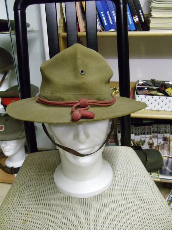 chapeau (Campaign hat) US army w2