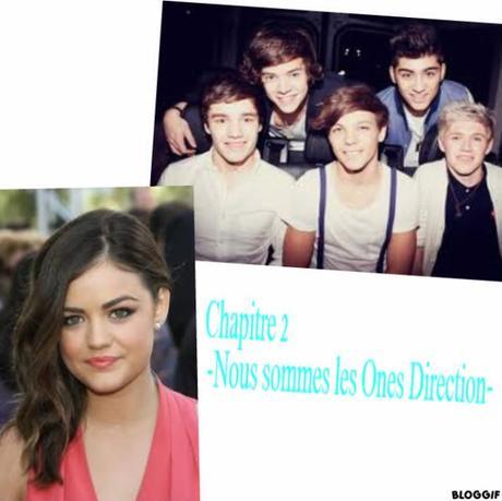 Chapitre 2  -Nous sommes les One Direction-