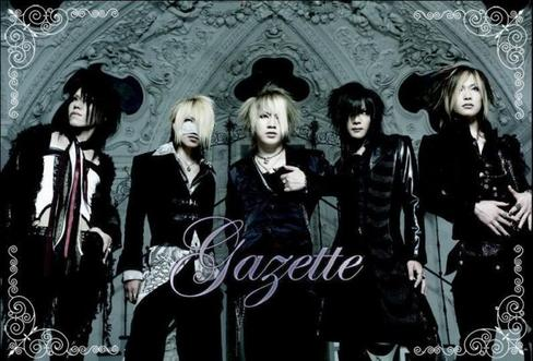 Paroles / Lyrics : the GazettE - SHIVER (french)