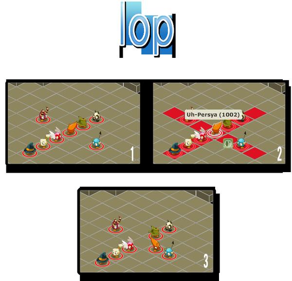 Comment se placer au premier tour et gérer un combat rapidement - Dofus