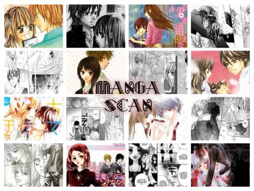 Rubrique : Manga Scan ♥