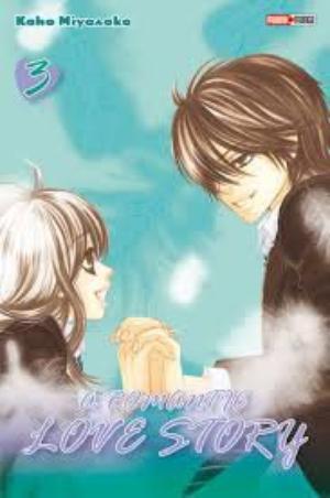 Manga Scan : A Romantic Love Story