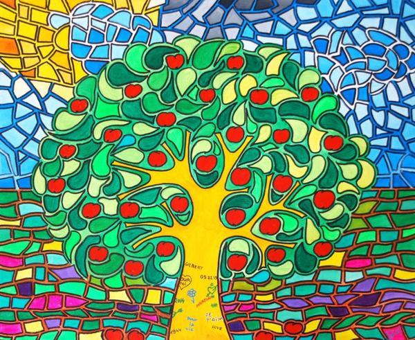 N°10 LE POMMIER D'AMOUR ou L'arbre aux pommes d'Amour