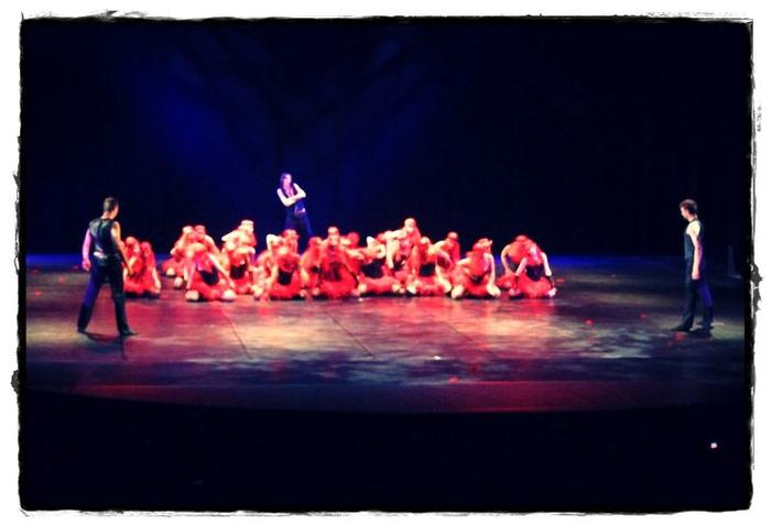 • La danse, la passion de mes envies..