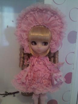 Ma pullip : Hortense