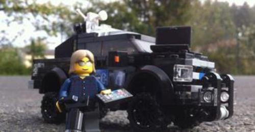 Super Voiture Lego