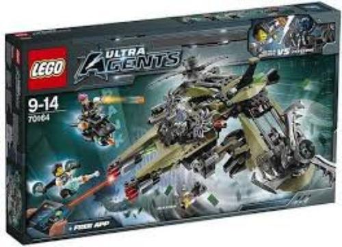 Ultra Agent Lego