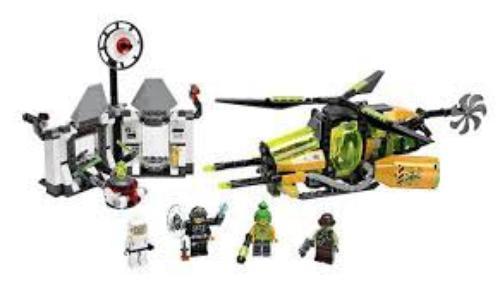Lego 70163