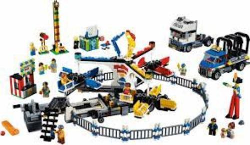 Lego 10244