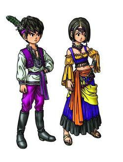 - Dragon Quest IX : Les Sentinelles du Firmament -  Troubadour
