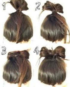 Tuto coiffure !!!