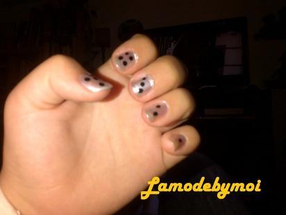 Mes créations nail art !!!