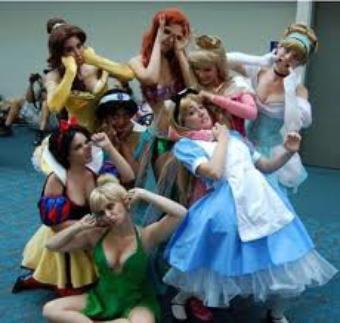 Princesse Disney !!!