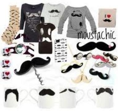 Moustache !!!!!